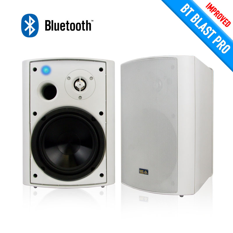 Best Wireless Bluetooth Outdoor Speaker With Long Range Bluetooth V4 0 Edr Technology Sa Blast6 W By Sound Appeal Free Shipping Av Express